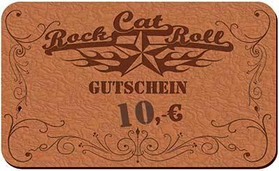 Geschenk-Gutschein im Wert von 10€