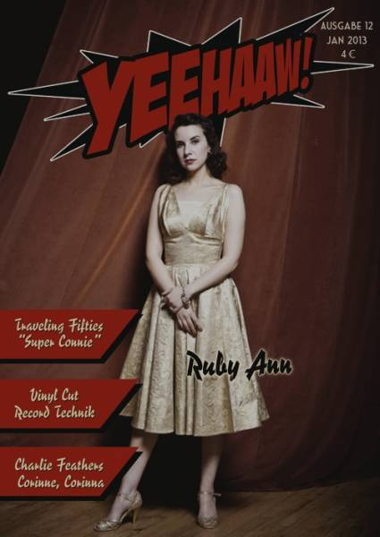 YEEHAAW! Rock n Roll Scrapbook - Magazin Ausgabe 12