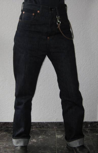 LUTECE MFG - 1940er Workwear Jeans