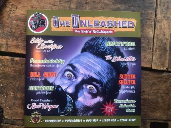 The Unleashed - Das Rock n Roll Magazin Ausgabe 11 - Oktober/November 2017