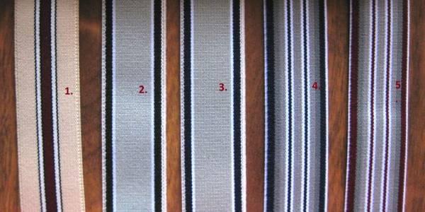 HOSENTRÄGER, 25mm breit, verschiedene Designs