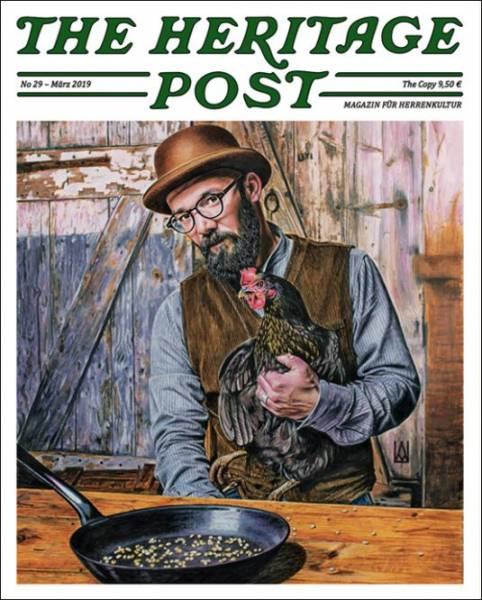 The Heritage Post No. 29 - März 2019 - Magazin für Herrenkultur