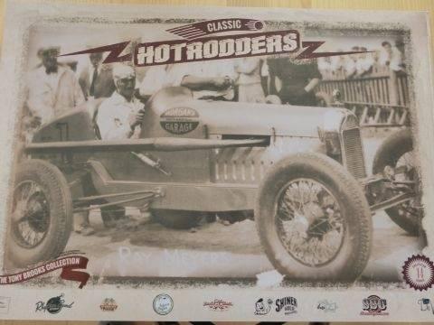 Hotrodders Classic set - 10 Poster / 20 Bilder