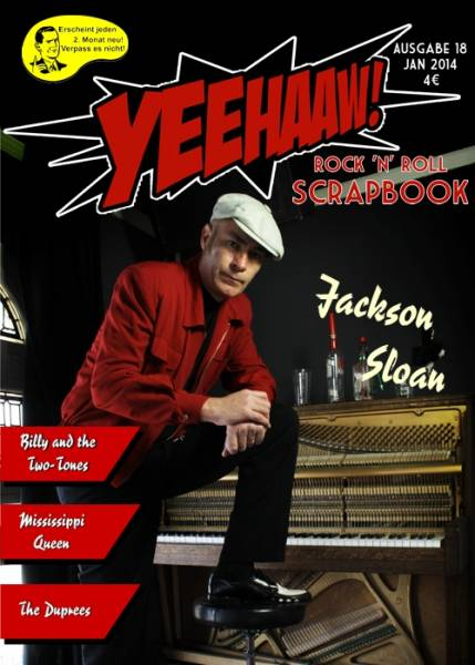 YEEHAAW! Rock n Roll Scrapbook - Magazin Ausgabe 18