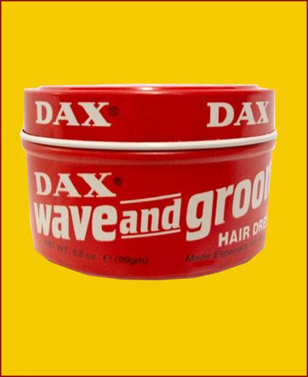 Dax Pomade Wave and groom Rot
