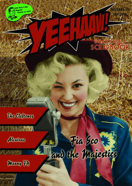 YEEHAAW! Rock n Roll Scrapbook - Magazin Ausgabe 22