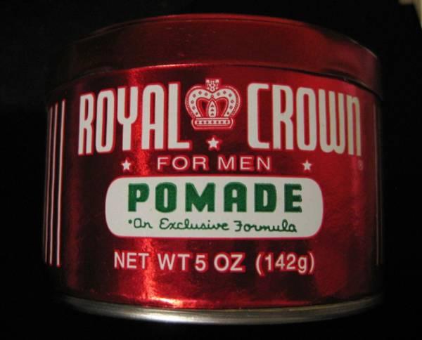 Royal Crown Pomade