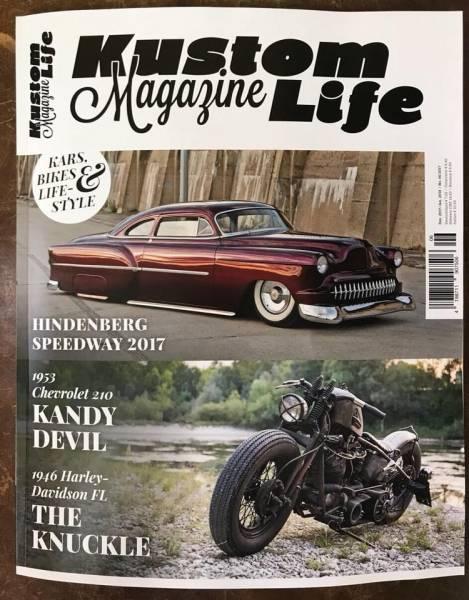 Kustom Life Magazine - Dezember 2017 / Januar 2018