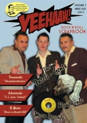 YEEHAAW! Rock n Roll Scrapbook - Magazin Ausgabe 7
