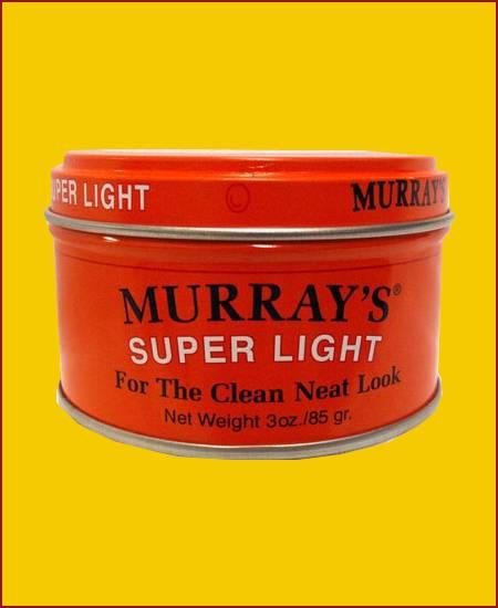 Murrays Super Light Hair dressing Pomade