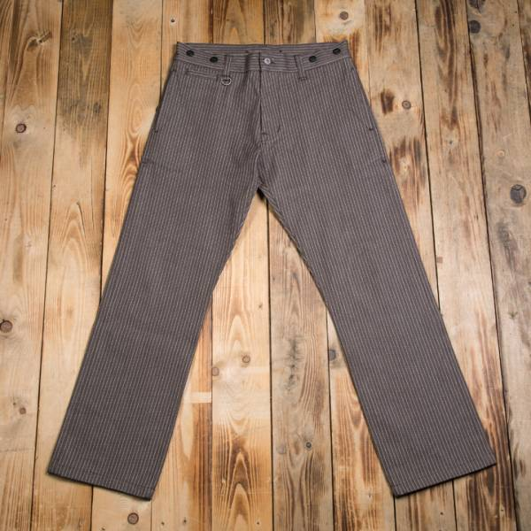 Pike Brothers 1942 Hunting Pant brown wabash