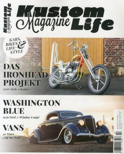 Kustom Life Magazine - April / Mai 2016