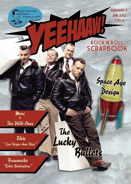 YEEHAAW! Rock n Roll Scrapbook - Magazin Ausgabe 6
