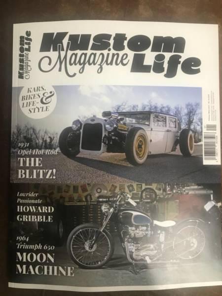 Kustom Life Magazine - Februar / März 2018
