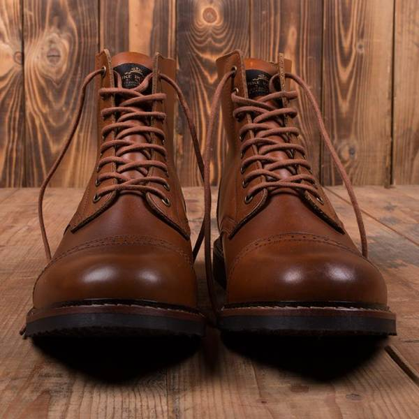 1938 Low Quarters redwood brown