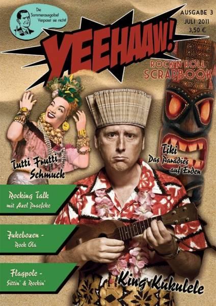 YEEHAW! Rock n Roll Scrapbook - Magazin Ausgabe 3