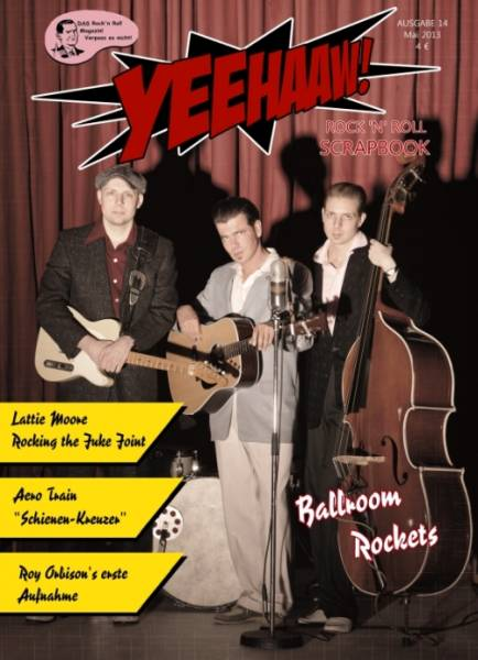 YEEHAAW! Rock n Roll Scrapbook - Magazin Ausgabe 14