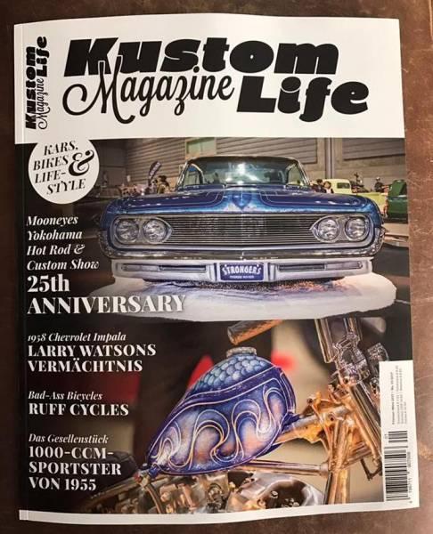 Kustom Life Magazine - Februar / März 2017