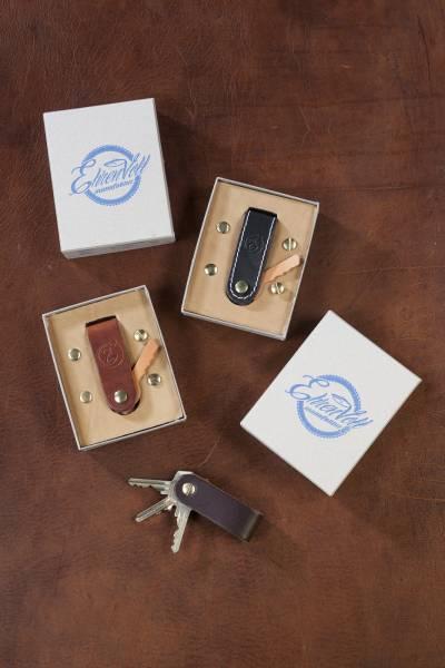 SCHLÜSSELHOTEL für 1 - 5 Schlüssel, ohne Ziernaht