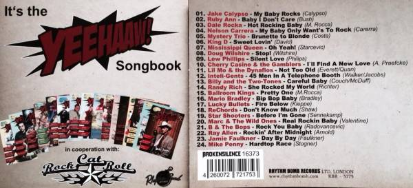 Yeehaaw / RockCatRoll - Sampler