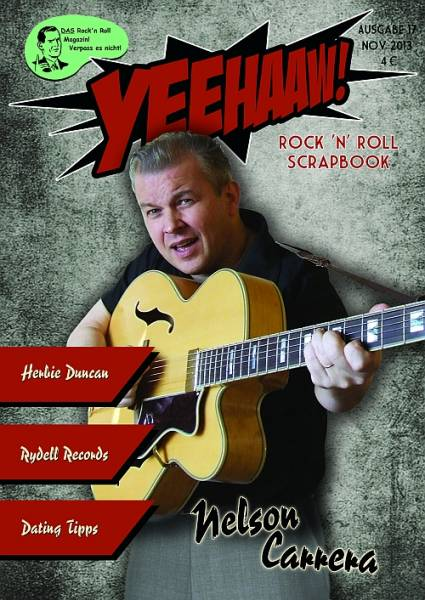 YEEHAAW! Rock n Roll Scrapbook - Magazin Ausgabe 17