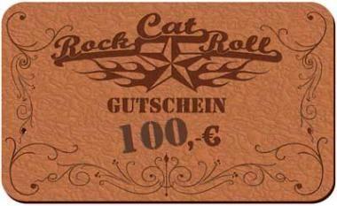 Geschenk-Gutschein im Wert von 100 €