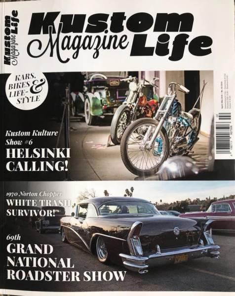 Kustom Life Magazine - April / Mai 2018