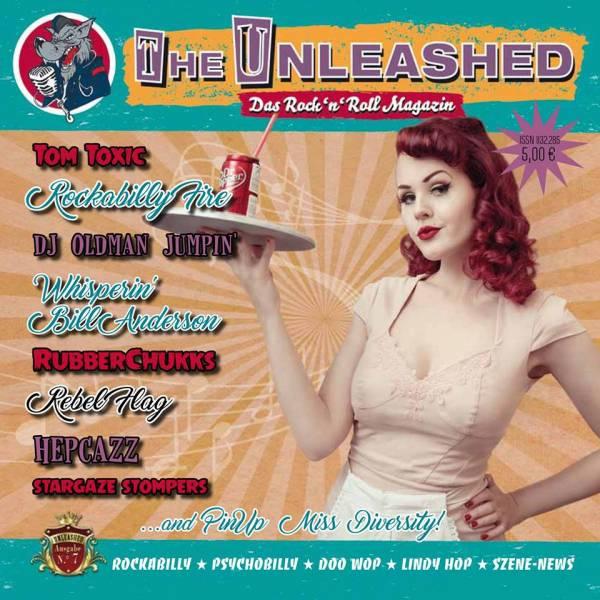 The Unleashed 53 - Das Rock n Roll Magazin Ausgabe 7 - Februar / März 2017