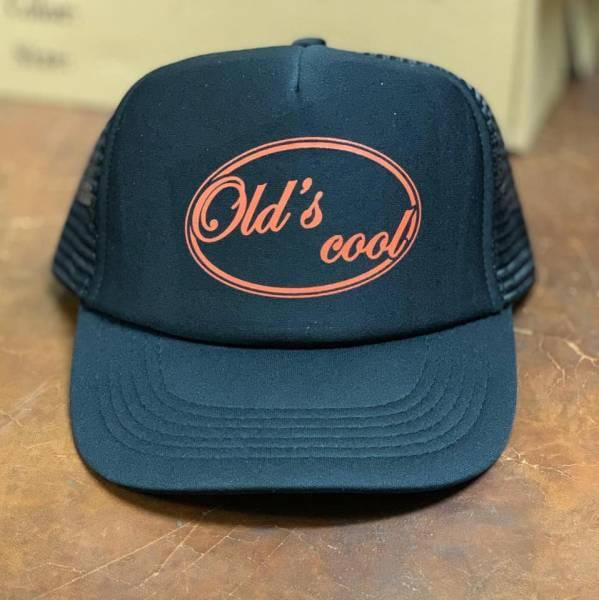 CAP Old´s cool , schwarz