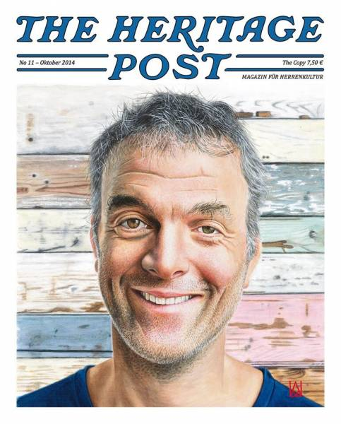 The Heritage Post No. 11 - Oktober 2014 - Magazin für Herrenkultur